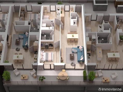 Appartement à vendre à Asse (RAO36191)