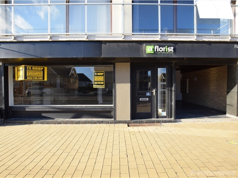 Surface commerciale à vendre à Middelkerke (RAP74854)