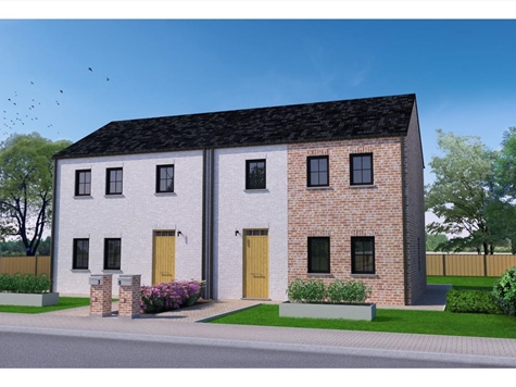 Maison à vendre à Mol (RAU43706)