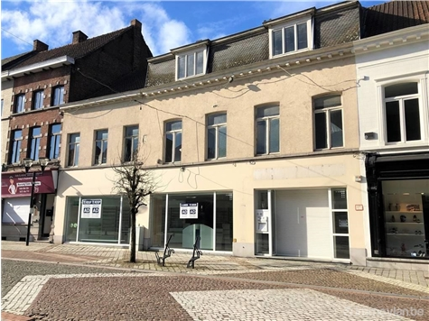 Commerce building for sale in Ronse (RAQ36904)