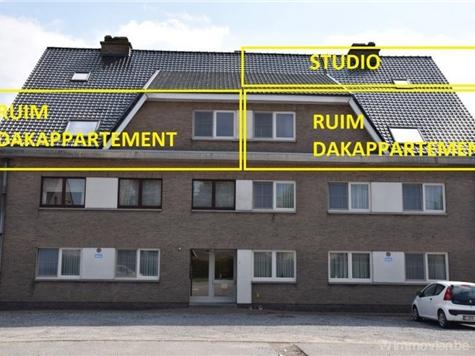 Flat - Studio for sale in Idegem (RAU69579)
