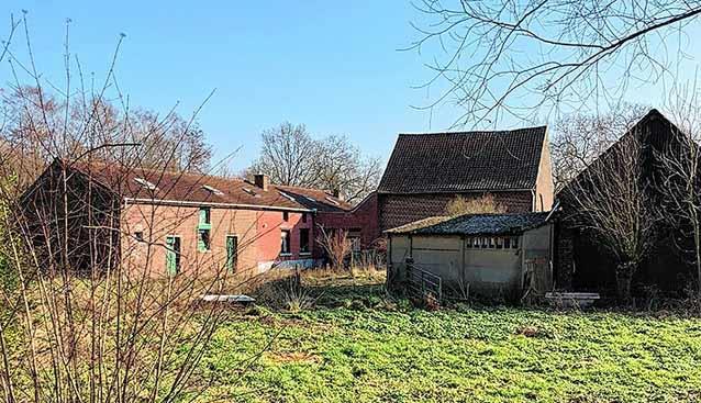 Farming site in public sale - 1700 Dilbeek (RAH59857)