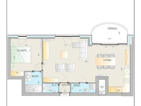 Flat - Apartment for sale in Koksijde (RAJ35592) (RAJ35592)