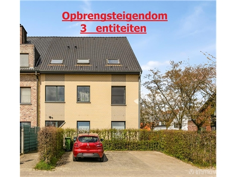 Flat - Apartment for sale in Herzele (RAW91379)