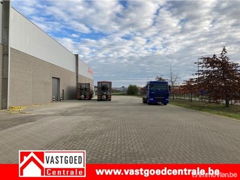 Industrial building for rent in Tongeren (RAP84572)