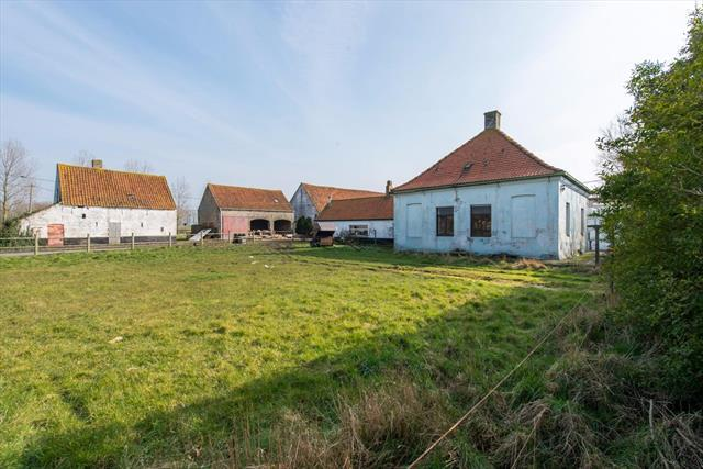 Boerderij hoeve te koop schorredijk 7 8400 oostende for Boerderijwoning te koop