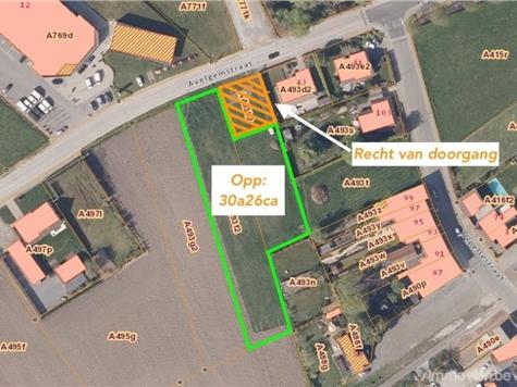 Terrain à bâtir à vendre à Kluisbergen (RAP40156)