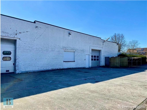 Industrial building for sale in Ronse (RAQ23787)