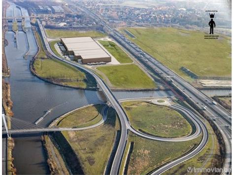 Industrial building for rent in Zwijnaarde (RAK31343)