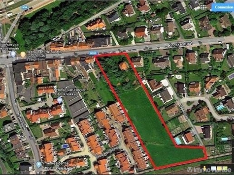 Land for sale in Knokke (RAJ21369)