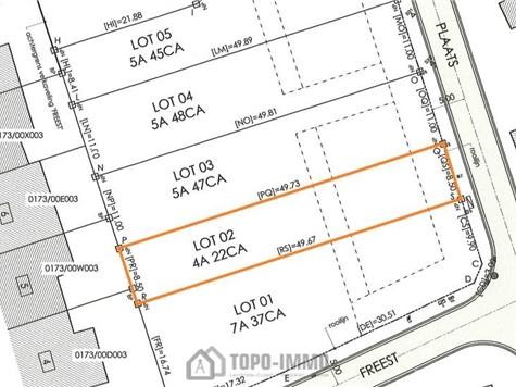 Terrain à bâtir à vendre à Biévène (RAP93820)