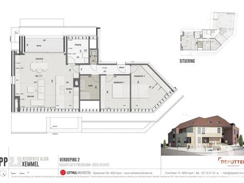 Appartement à vendre à Kemmel (RAN47446)