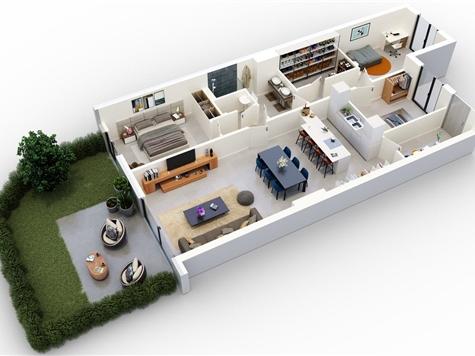 Appartement à vendre à Scherpenheuvel-Zichem (RAP92465)
