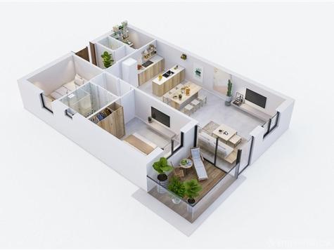 Appartement à vendre à Scherpenheuvel-Zichem (RAP92456)