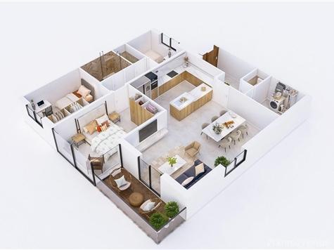 Appartement à vendre à Scherpenheuvel-Zichem (RAP92461)
