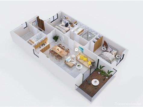 Appartement à vendre à Scherpenheuvel-Zichem (RAP92463)