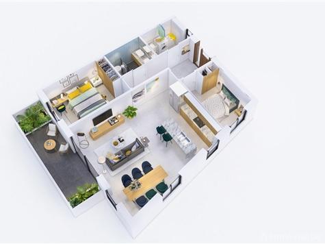 Appartement à vendre à Scherpenheuvel-Zichem (RAP92466)