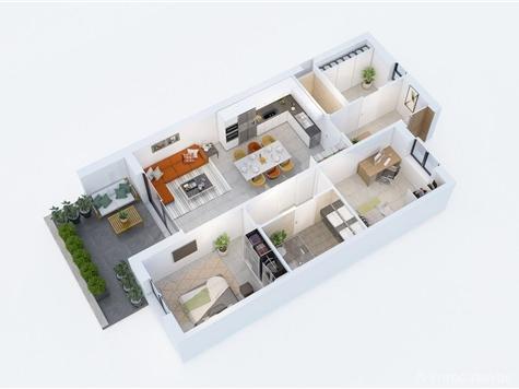 Appartement à vendre à Scherpenheuvel-Zichem (RAP92453)