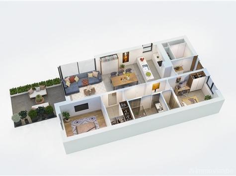 Appartement à vendre à Scherpenheuvel-Zichem (RAP92467)