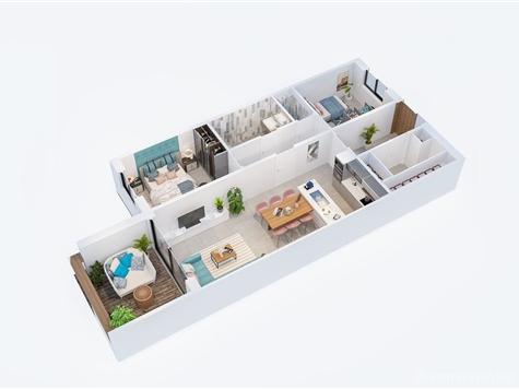 Appartement à vendre à Scherpenheuvel-Zichem (RAP92452)