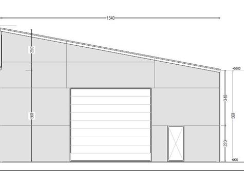 Industrial building for rent in Roeselare (RAU27076)