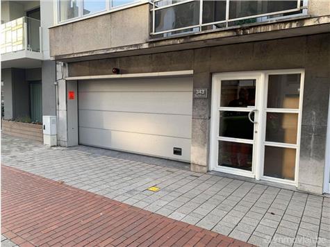 Garagebox te koop in Oostende (RAJ11769)