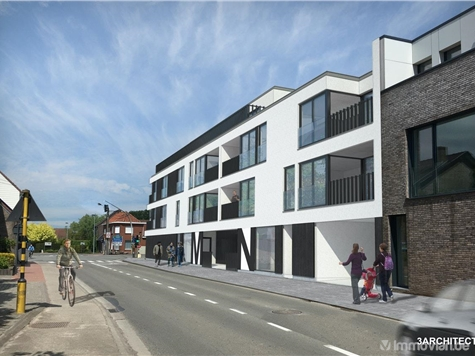 Flat - Apartment for sale in Kortemark (RAQ36802)