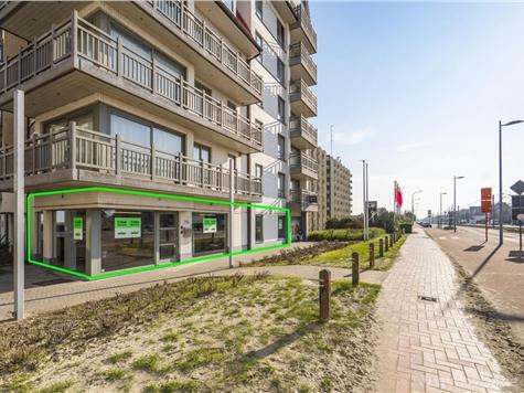 Surface commerciale à louer à Nieuwpoort (RAP73947)
