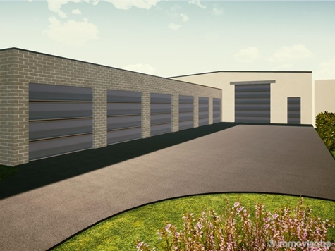 Garage à vendre à Zedelgem (RAQ18659)