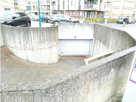 Garagebox te huur in Koksijde (RAP72867)