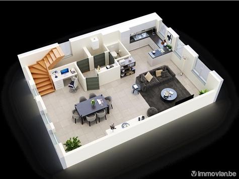 Duplex te koop in Les Bons Villers (VAJ55564)