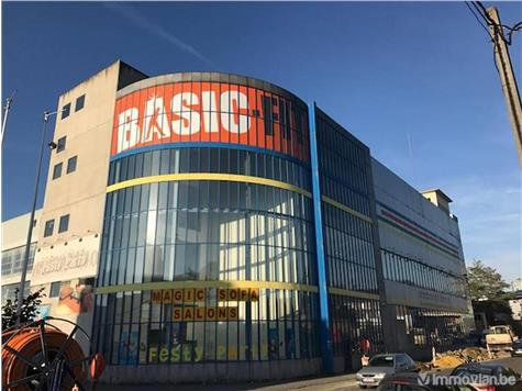 Handelspand te huur in Charleroi (VAJ01672)