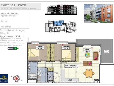 Appartement à vendre à Marche-en-Famenne (VAL32008)