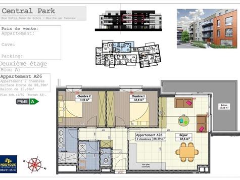 Flat - Apartment for sale in Marche-en-Famenne (VAL32007)