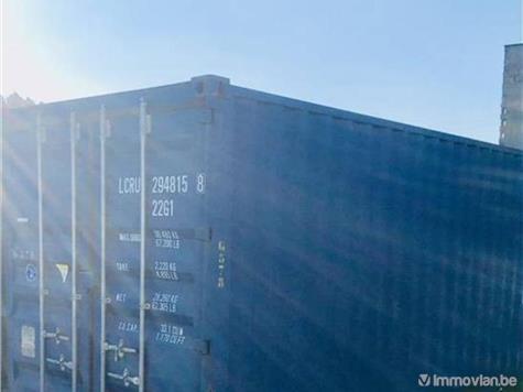 Surface industrielle à louer à Dour (VAI65757) (VAI65757)