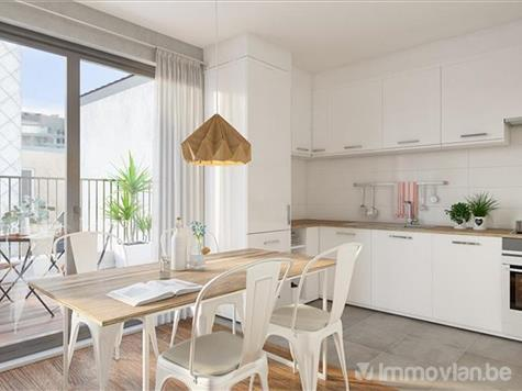 Flat - Apartment for sale in Brussels (VAG08252) (VAG08252)