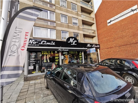 Commerce building for sale in Marcinelle (VAJ66793)