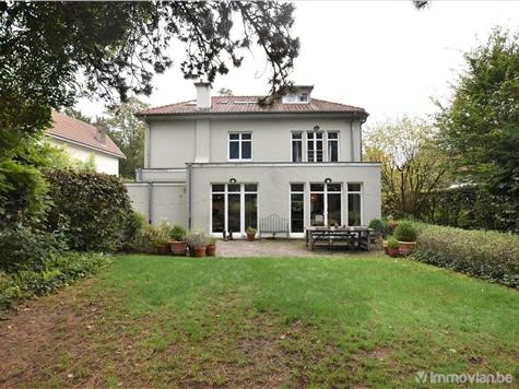 Villa for rent in Ukkel (VAL95810)