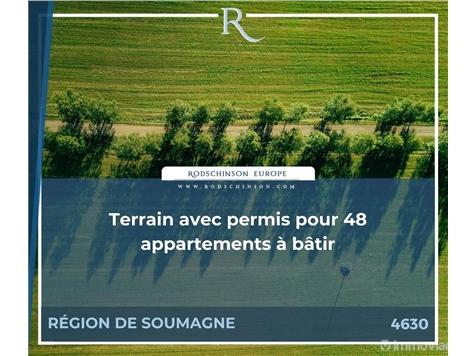 Verkavelingsgrond te koop in Soumagne (VAM11646)