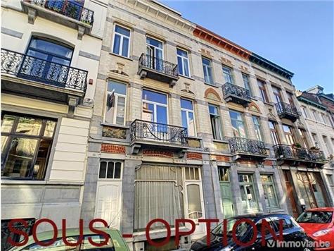 Appartement à vendre à Bruxelles (VAM12142)