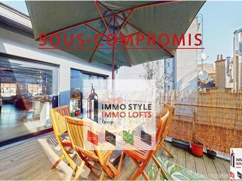 Penthouse à vendre à Bruxelles (VAP63026)