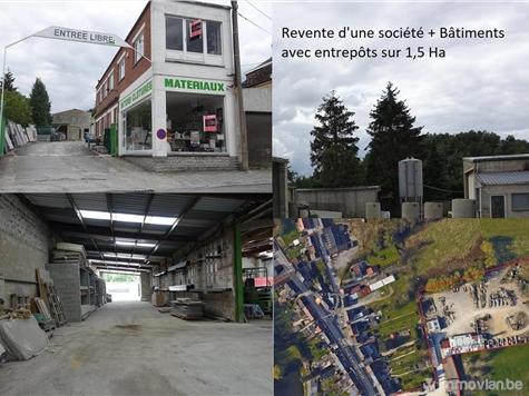 Surface industrielle à vendre à Forchies-la-Marche (VAJ31701)