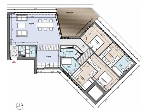 Flat - Apartment for sale in Boncelles (VAM02025)