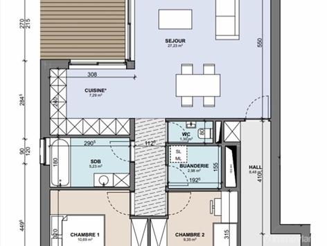Flat - Apartment for sale in Boncelles (VAM02028)