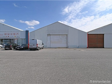 Industrial building for rent in Marcinelle (VAL79318)