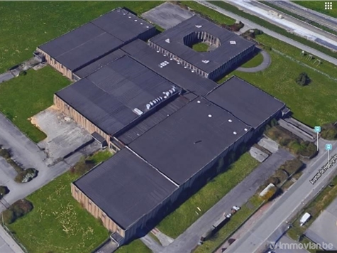 Surface industrielle à louer à Heppignies (VAI60736)