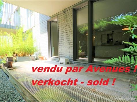 Ground floor for sale in Ukkel (VAL80039)