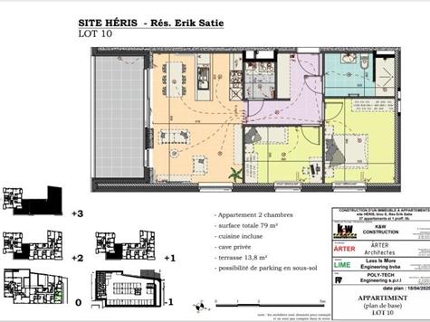 Appartement te koop in Soignies (VAL98990)