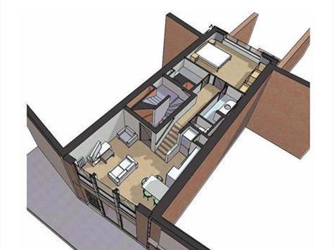 Appartement te koop in Doornik (VAE85101)