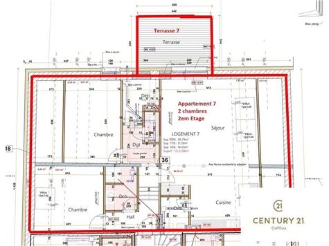 Appartement te koop in Mellier (VAL74520)